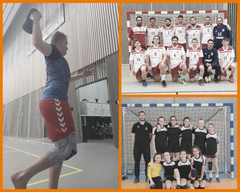 Sport collectif, préparation physique et encadrement d'équipes